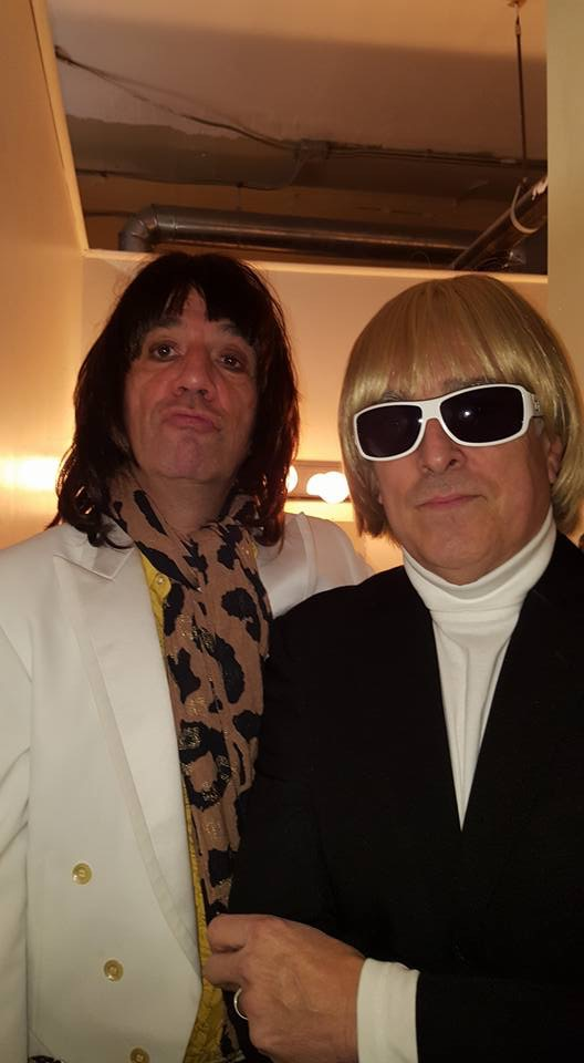 brian and mick